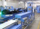 이중 측 인쇄를 가진 기계를 인쇄하는 스크린이 길쌈한 Multicolors에 의하여 레테르를 붙인다