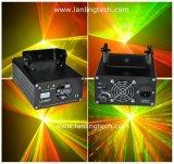 Club nocturno de L316RGY 120MW RGY/luz laser del partido