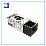 Caixa eletrônica feita sob encomenda do produto do papel especial para o fone de ouvido de empacotamento