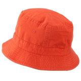 レディース刺繍のバケツの夏の日曜日の帽子