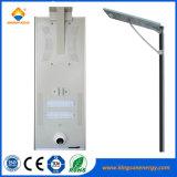 macchina fotografica del IP di 50W 60W/WiFi senza fili tutto in una via chiara solare di illuminazione del LED
