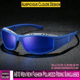 A610 homens novo cavalo de óculos polarizados de moda