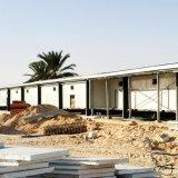 Edifício da construção de aço para a casa Prefab com a instalação eficiente