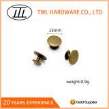 Pilz-Eisen-Niet Metallfabrik-Großverkauf-China-9mm für Beutel