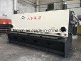 Le cisaillement de cisaillement de la guillotine hydraulique/Machine/machine de découpe de métal (QC11Y-12X4000)