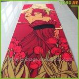 Знамя ткани переченя изготовленный на заказ печатание вися