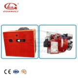 Cabine de spray automático de alta qualidade com aquecedor Riello