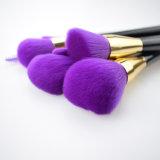 15 ПК Кабуки макияж щетки синтетические основы для комбинирования операторов окрашивание Concealer контура поверхности теней сделать набор щеток для порошковой жидких сливок