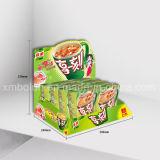 Cuadro de cartón personalizadas/Contador de cartón de soporte de pantalla para almohadas