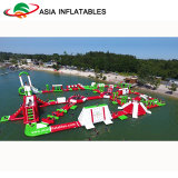 Giant Inflatable Water Park for Sea Water