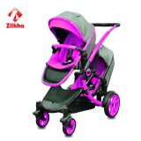 赤ん坊の歩行者フレームおよび2つのシート