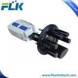 FTTX FTTHの光ファイバスプライス機構のFoscのドームのタイプ