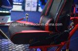 Dynamische Auto 3 van de Simulator van de Raceauto van de Auto van Autorennen 6dof de Raceauto van het Scherm