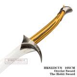 Espada de Orcrist de la espada de Hobbit Thorin con la placa el 105cm HK8223cus