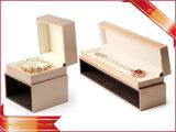El oro Joyas de papel CAJA DE EMBALAJE CAJA DE PAPEL joyas de lujo