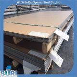 placa de acero inoxidable decorativa 304L del espesor de 3.0-12m m