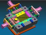 La impresión de Alu muere por pieza del filtro en industria electrónica