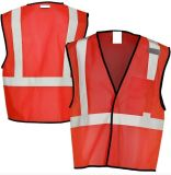 Mesh Safety Vest with One Pocket, Direct Factory