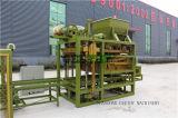 Qtj4-25半自動フライアッシュのセメントの煉瓦機械