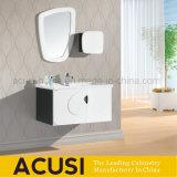 Vaidade moderna do banheiro da montagem da parede da bacia do preço barato única (ACS1-L20)