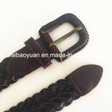 Leisure AlMatch PU Braided Belt