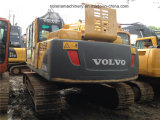 Используется оригинал blc гусеничный экскаватор Volvo EC210 21т Hydrulic экскаватор