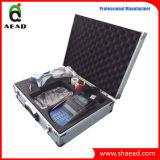 Débitmètre ultrasonique portatif d'imprimante intrinsèque (A+E 80FC)