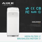 세륨 위생 목욕탕을%s 자동적인 제트기 Airblade 손 건조기 (AK2006H)