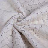 고품질 Jacuqard에 의하여 뜨개질을 하는 매트리스 및 베개 직물/침대 직물/침대 덮개