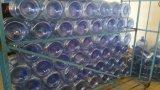 Preço plástico da máquina de molde do sopro do estiramento do frasco Semi automático do animal de estimação 20L