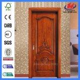 실내 양쪽으로 여닫는 문 기계설비 참나무 문에 의하여 새겨지는 목제 문