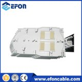 144f type vertical fermeture de fibre optique de joint de câble
