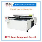 150W importou o cortador do laser da mistura do parafuso da esfera para a madeira compensada