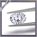 Ef Color 7*5mm corte brillante Diamante Moissanite Oval