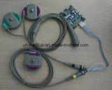 OEM Foetale Module met de Functie van de Controle van Tweelingen voor Foetale MoederMonitor
