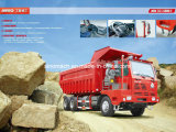 Sinotruk король минируя тележка 25 тонн (грузовик минирование)