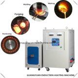 A indução de frequência áudio super aquecimento da máquina para forjar