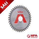Sali는 알루미늄 절단을%s 100-120의 이 원형 T.C.T 톱날을