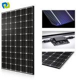 Module à énergie solaire monocristallin du panneau solaire 100W