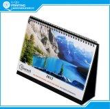 Печатание календара настольный компьютер верхнего качества 2018