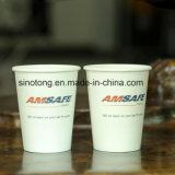 Líneas aéreas de alta calidad de la Copa de papel personalizados