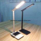 Европы по современным стандартам CE сертификацию беспроводной зарядки индикатор управления фонаря направленного света LED настольная лампа