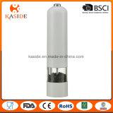 Buntes Gehäuse-elektrisches Salz-u. Pfeffer-Plastiktausendstel mit Licht