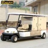 Carrello elettrico pratico di trasporto di golf delle 2 sedi