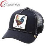 El Gallo Animal Farm Vuelva camionero sombrero con parches de tejido personalizado