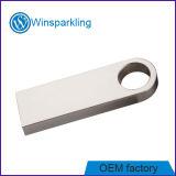 Cartão de Memória Flash USB, unidade flash USB Fractius Metal adesivo, Memória Flash USB