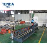 La TSH-65 PP/PE Parallel Twin vis extrudeuse avec matériau de remplissage