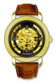 高品質の骨組腕時計が付いている贅沢な人の腕時計