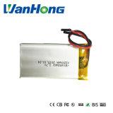 батарея Li-Полимера 653460pl 3200mAh 3.7V для продукта цифров