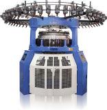 Haute vitesse système informatisé de Jacquard célèbre Computer Double Jersey Machine à tricoter circulaire